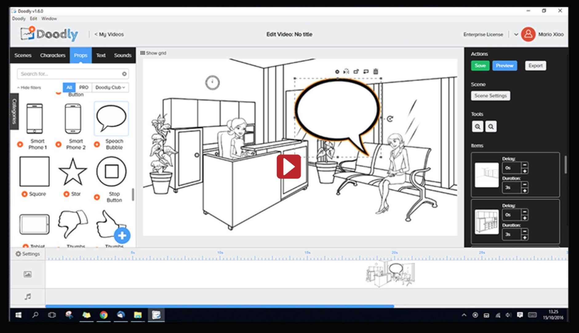 Doodly – Whiteboard Animation Video Software - VIDEOLANE ▷ ▷︎